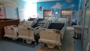 Dostawa łóżek szpitalnych elektrycznych UCK Gdańsk