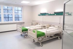 Dostawa łóżek oraz szafek przyłóżkowych Szpital Miejski Ruda Śląska